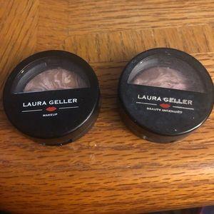 Laura Geller Bronze n Brighton Fair.  Two(2)